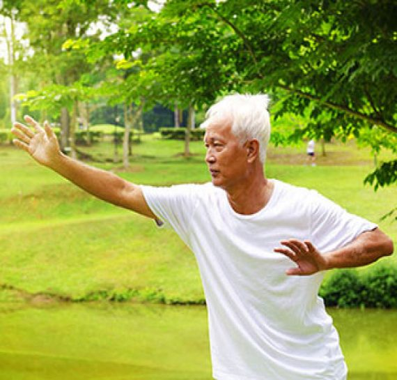 Chi Gong Benefits for Seniors