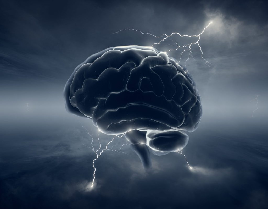 Craniosacral, Lightning, and PTSD